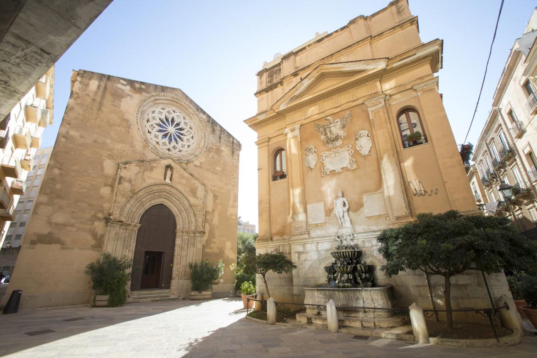 Church of St. Augustine - Trapani