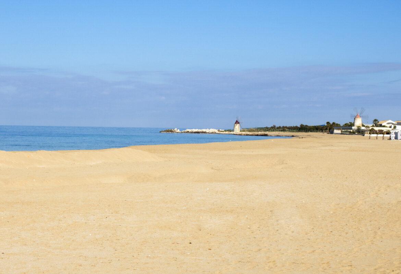 San Giuliano beach