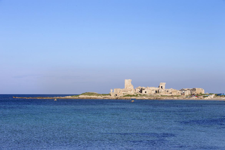 Tonnara of San Giuliano and Punta Tipa beach