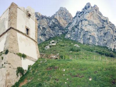 Tonnara e torre di Cofano