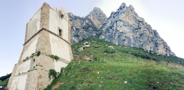 Tonnara and Cofano tower